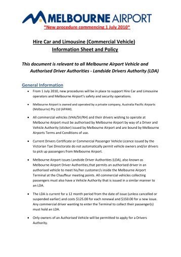 application for a driver authority