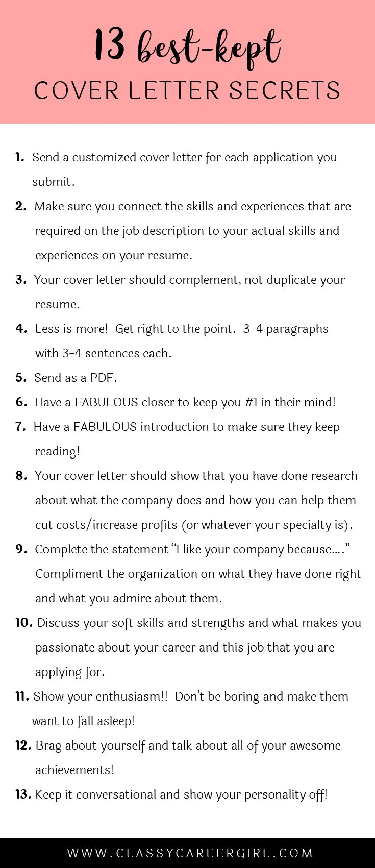 what is a good cover letter for job application
