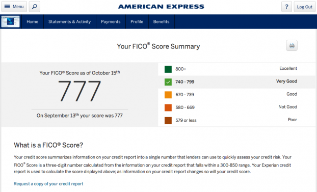 american express business card application status
