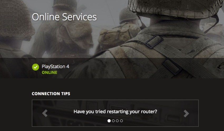 call of duty ww2 application update