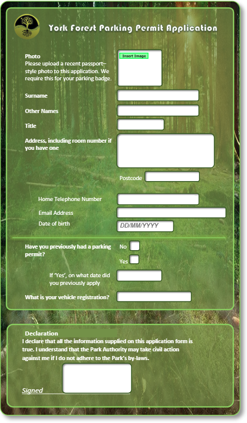 change of name application form victoria