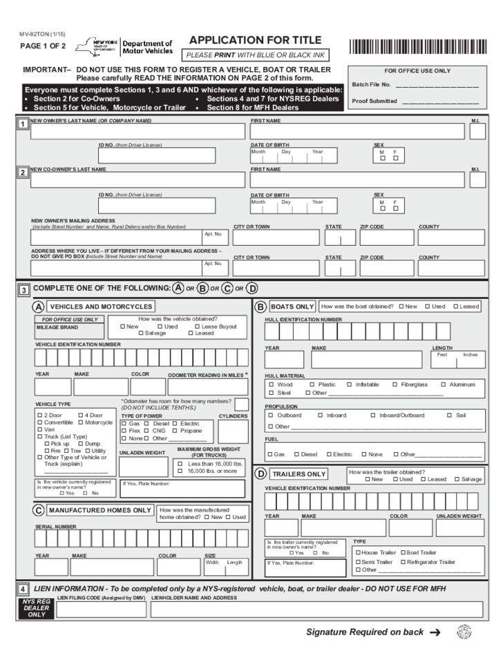 designation meaning in application form