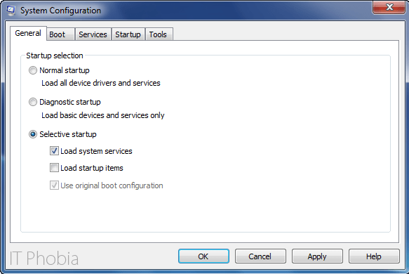 setup application has stopped working