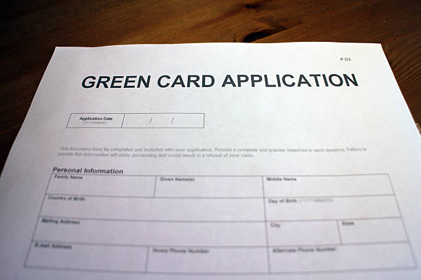 free green card lottery application form